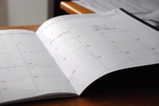 Calendar-Day-Month-Year