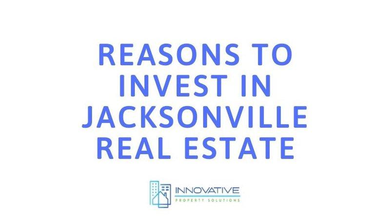jacksonville fl housing market