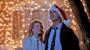 Couple during Christmas
