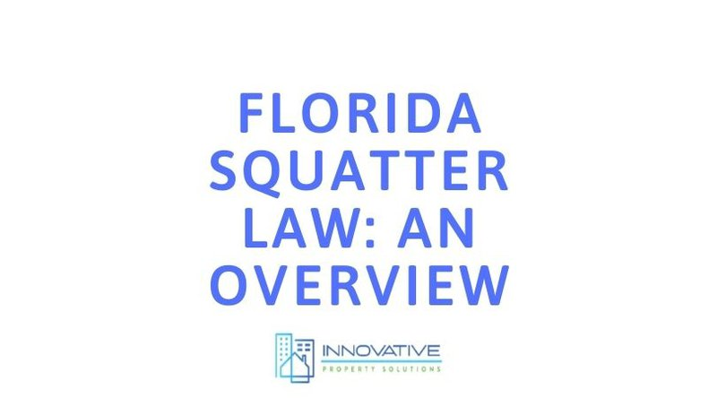 florida squatting laws