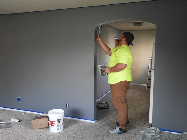 tenant painting rental